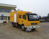 Dongfeng fuori da Road 4WD Double Row Wrecking Truck