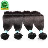 Manufacturer Natural Black Color Brazilian Remy humanly Hair Weft