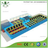 自由なJumping High Performance Indoor Olympic Trampoline Park (14-4313C)