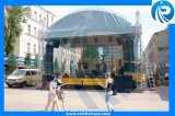 Reichyaluminium Binder-Ausstellung-Stand, Binder-Bildschirmanzeige, Bildschirmanzeige-Binder