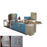Hoch entwickelte multi faltende Farben und Drucken-Serviette-Maschinen-Hersteller