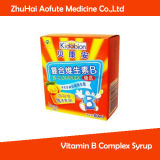 La vitamina del complejo B Jarabe Jarabe Medicial Julep