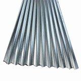 Le zinc laminé à froid en acier ondulé tôle de toit