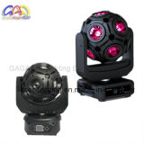 Disco Lightingのための12PCS Latest LED Moving Head Football Light