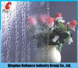 Vidro de teste padrão desobstruído de Karatachi/figura desobstruída vidro de Karatachi de teste padrão do enigma do espaço livre do vidro/3mm/3.5mm/4mm/4.5mm/5mm/5.5mm/6mm