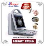 Scanner de Ultra-sonografia veterinária profissional com tela de LED de alta resolução, ultra-sonografia, USG e portátil ultra-Vet, movida a bateria