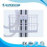 중국 공장 CPAP 시스템 싼 유아 휴대용 의학 통풍기 Nlf-200d