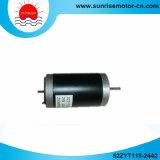 52zyt115-2442 24VCC 0,12 nm 3700rpm 46W Motor dc de imán permanente