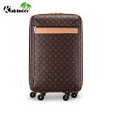 "Trave bagages Bagages 20"" sac chariot à bagages Bagages en cuir"