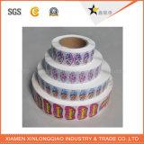 Karton-Papier gedruckter Kennsatz-Drucken-Abziehbild-selbstklebender Drucker-Aufkleber