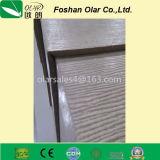 Placa de painel pré-fabricada de pouco peso do tapume do cimento da fibra