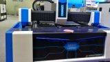 Coupe rapide fibre Machine de découpe laser du tube métallique LM3015AM3