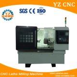 삼축 결합 CNC 도는 센터
