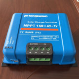 Blaue MPPT Solarcontroller-Aufladeeinheit 45A 60A 70A der Qualitäts-12V 24V 36V 48V Fangpusun