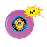 Openlucht Grappig Plastiek 6 Duim Frisbee van het Stuk speelgoed (H0509162)
