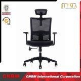 Maillage informatique moderne chaise de bureau avec appui-tête