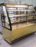 Elegantes Shape, Safe und Easy zu Operate Cooling Scries für Supermarket Luxury Display Showcase