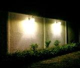 Integriertes Solar-LED-Licht für Rasen, Flur und Hof