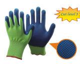 Для вязания Anti-Cut Lingtech PU покрытием перчатки
