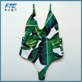 Печатание Бикини пляжа комбинезона установило Swimsuit женщин Swimwear сексуальный