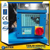 Kleiner Block-hydraulischer Schlauch-quetschverbindenmaschine mit Touch Screen