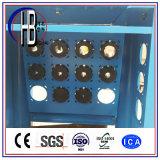 Máquina que prensa de la venta de 2 pulgadas del Finn del manguito hidráulico caliente de la potencia