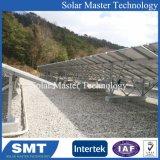 Le canal de l'acier galvanisé à chaud de montage solaire