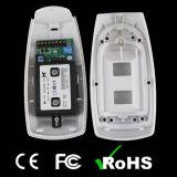LEDのオン/オフ任意選択のデジタル屋外PIR探知器