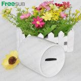 Freesub Sublimation 11oz White Money Box