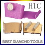 Segmento dell'obbligazione del metallo di HTC per la smerigliatrice concreta