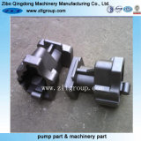 CNCの機械化を用いるステンレス鋼の投資鋳造の部品