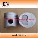 DC24 dB33A dB33 D427 Kolbenring-Zylinder-Zwischenlage-Installationssatz für Doosan Daewoo Maschinenteile