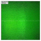 4mm 6mm Clear Float Patterned Glass for Decoration Usage