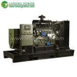 10kVAからの1000kVAに防音の移動可能なディーゼル発電機を開きなさい