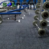 Красочные EPDM Flecks Crossfit резиновые спортзал пол коврики