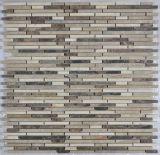Плитка пола мозаики строительного материала мраморный