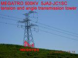 Megatro 500kv 5ja2-Jc1 Sc 긴장과 각 전송 탑