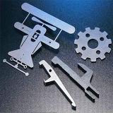 Máquina de corte a laser de fibra de 500W em Sheetmetal e indústrias de fabricação