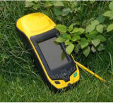 GPS Handheld Gnss Receiver com Touh Screen para Rtk Surveying High tempo real Accuracy Wireless GPS