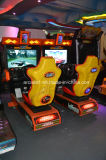 Máquina de juego furiosa rápida al por mayor el competir con de coche de la arcada de la fábrica para la venta