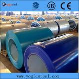 La norme ASTM A653 Z150 PPGI prépeint bobine en acier recouvert de couleur