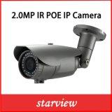 2.0MP appareil-photo imperméable à l'eau de remboursement in fine de degré de sécurité de télévision en circuit fermé de réseau d'IP IR (WH13)