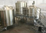パブのために作られる1000Lビール醸造所装置Microbrewery