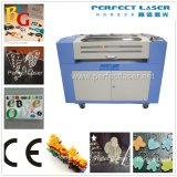 China Proveedor de Oro Acrílico / MDF / Madera / Papel 60W 80W 100W CO2 grabador láser cortador láser para la venta 9060