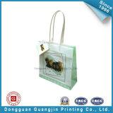 Sacco di acquisto di plastica della manopola (GJ-bag122)
