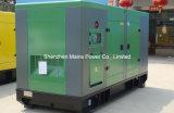 250 ква 200квт дизельного двигателя Cummins генератор бесшумный корпус звукоизолирующие генератора