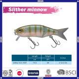 Sorte de pesca de plástico rígido personalizado