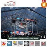 grote Tent van de Spanwijdte van 50m de Duidelijke voor OpenluchtHuwelijk en Banket