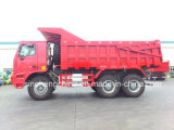 중국 Zz5707s3840aj에서 HOWO 6X4 광업 덤프 트럭