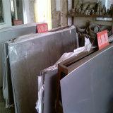 El grado de acero inoxidable 304L Birght hoja de la superficie/placa